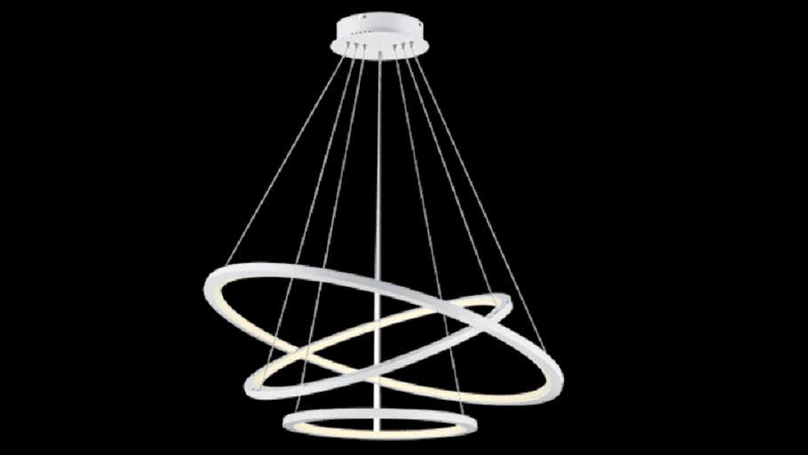Pendente Abu Dhabi - REF: CH2045 - Chandelie Iluminação