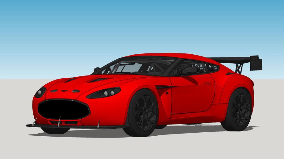 2011 Aston Martin - Zagato V12