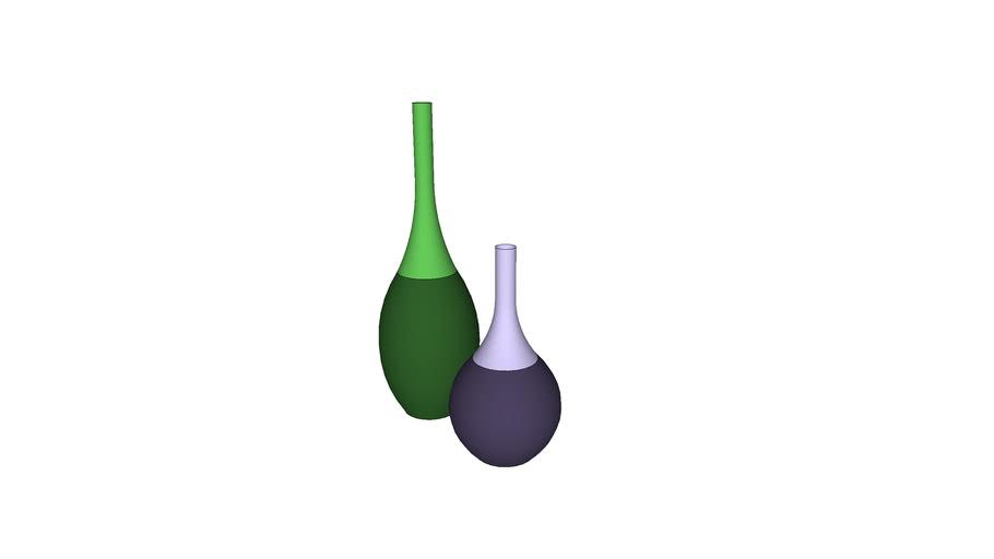 Vasos para decoração 01