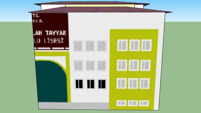 Abdullah Tayyar Anadolu Lisesi