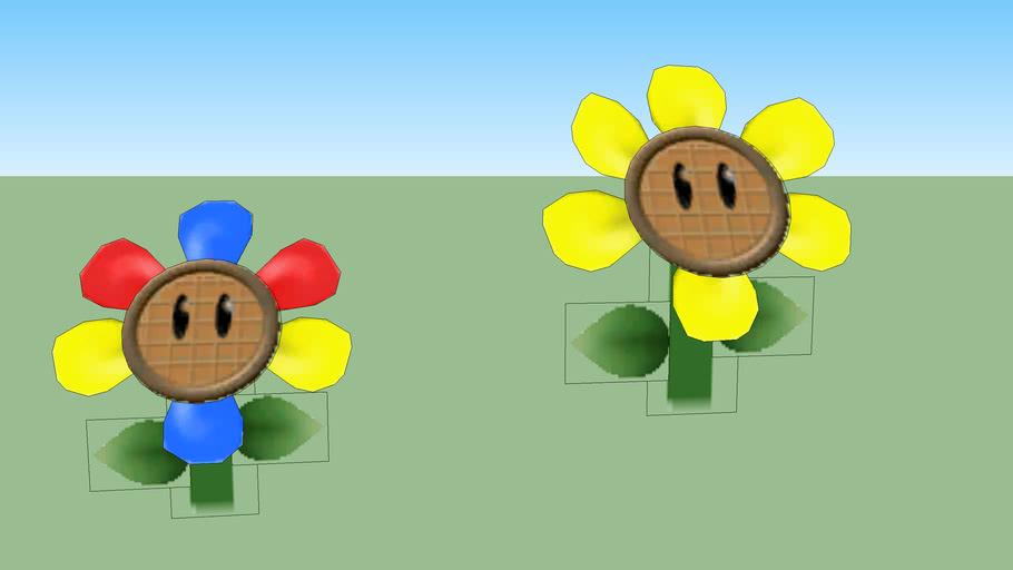 Flower(MKWII)