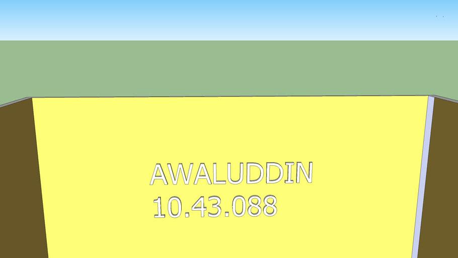 kamar awaluddin 10.43.088