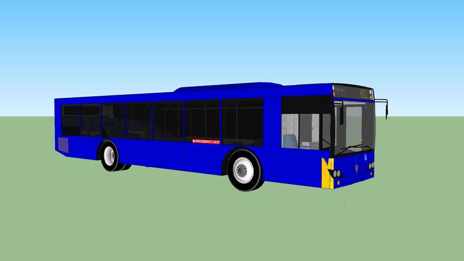 Modified Scania Bus