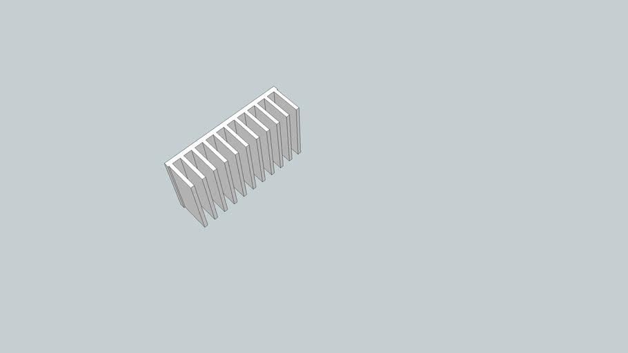 A-5724 radiator
