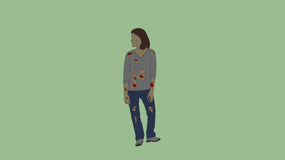 Zombie Suzan