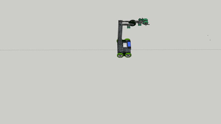 Vex Robot TOSH 5