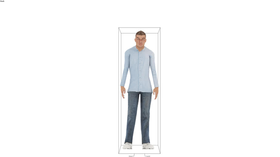 ROCKIT3D | People 0002 stand