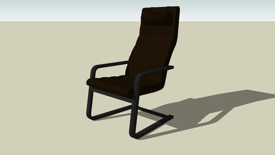 Boliden lounge stoel