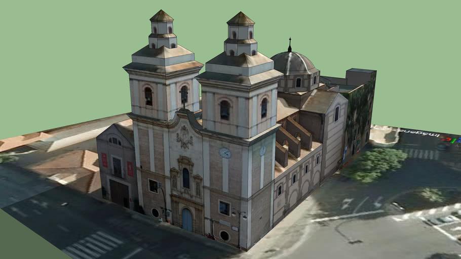 iglesia Arciprestal de Nuestra Señora del Carmen