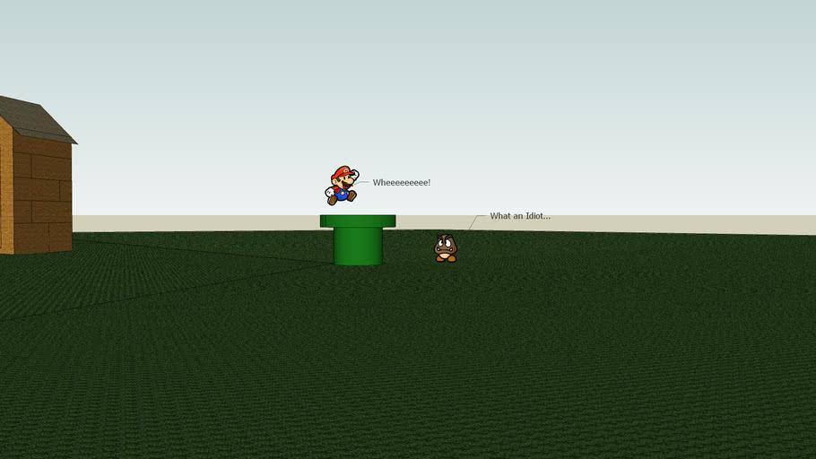 ¡Mario es el stupido!