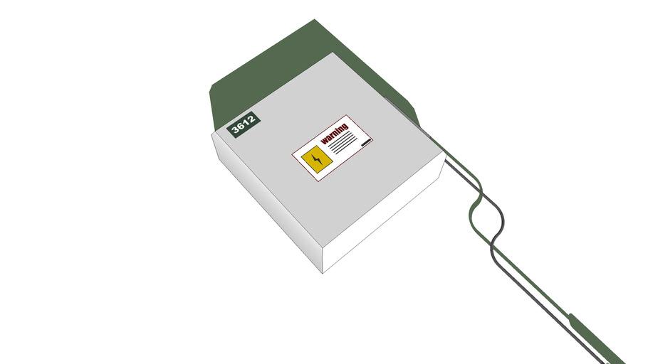 Boitier électrique