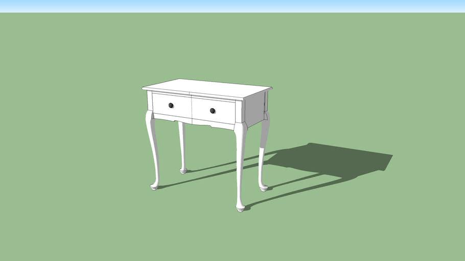 trippleIrie_Tea table_Vintage White