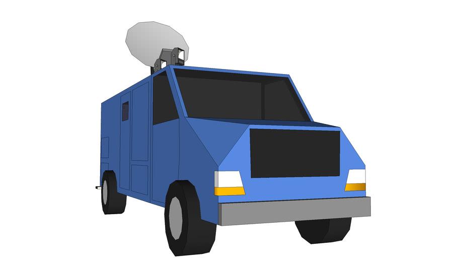 Truck Satellite