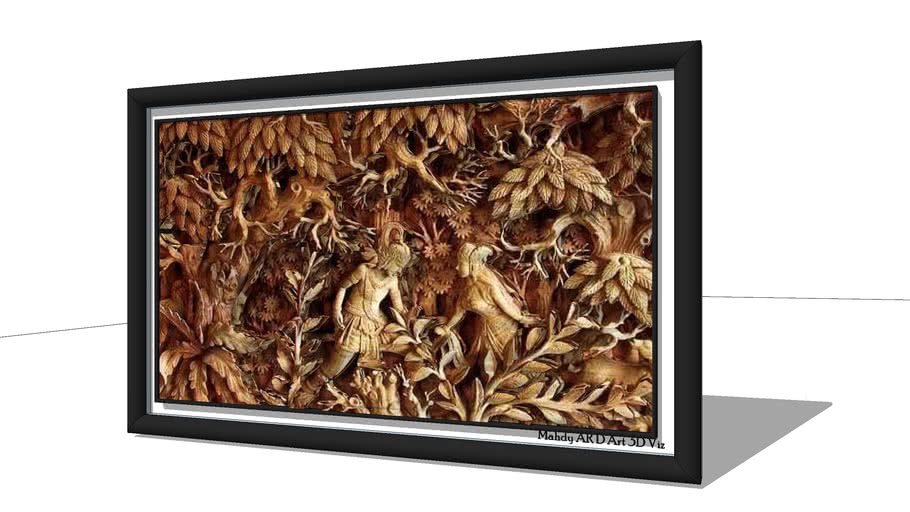 frame relief